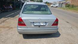 Mercedes-Benz c220 stripping for spares