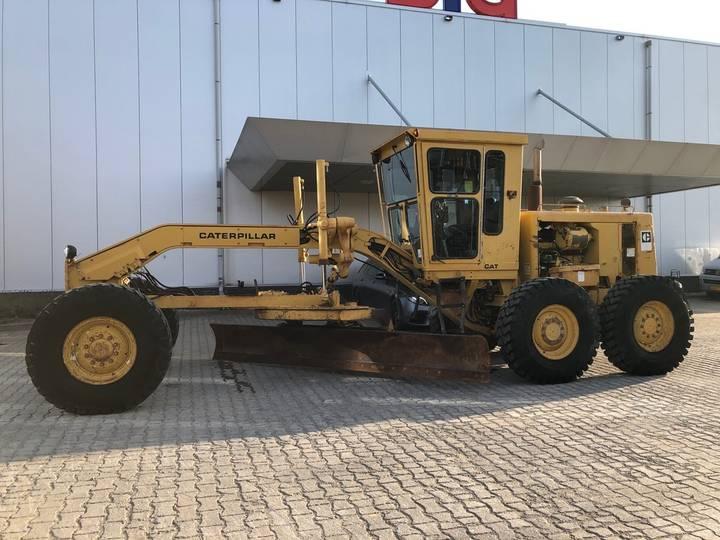 Caterpillar 140G - 1986