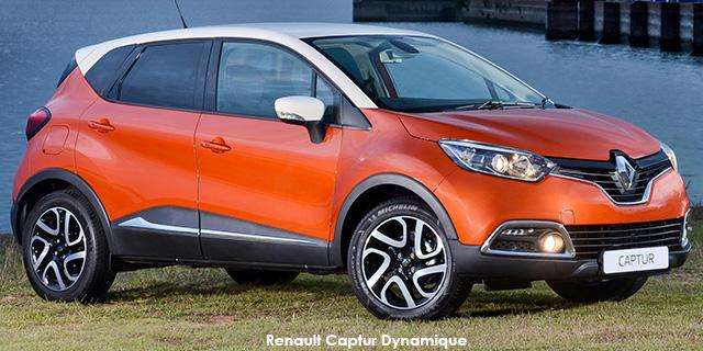 Brand New Renault Captur From Only R249 900.00 Amanzimtoti - image 1