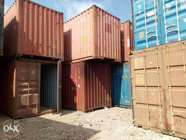 20ft and 40ft CONTAINERS with proper documentation available Nairobi CBD - image 5