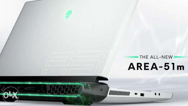 Alienware area 51m beast mining and gaming laptop