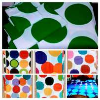 Pure cotton bed sheets of very high quality