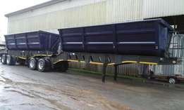 Side Tipper link 40m3