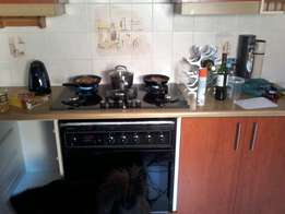 Defy oven hob and extractor