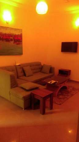 An Elegantly Furnished 2 Bed Flat with Topnotch Facilities in Agungi Lekki - image 1