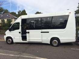 Executive 16 seater minibus for sale