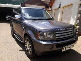 Land rover, range rover,sport diesel,one asian owner since new