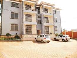 A two bedroom apartment for rent in kisasi
