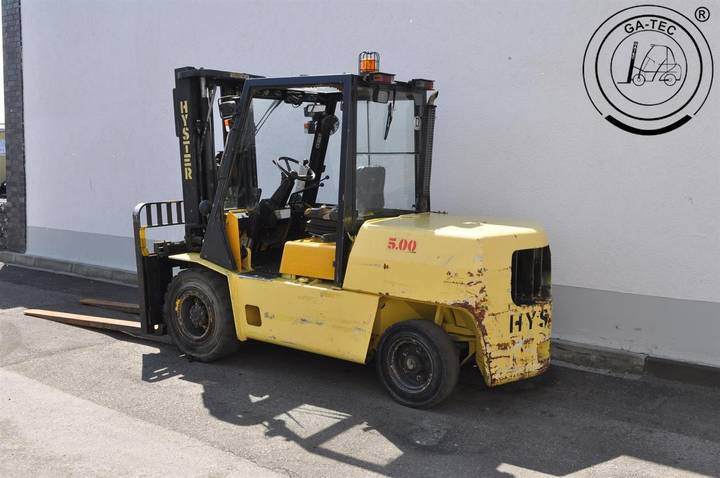 Hyster H5.00XL - 1998 - image 3