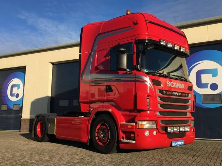 Scania R480 La 4x2 Euro 6 Nl Truck - 2013