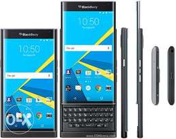 Blackberry Priv Brandnew, warranted, Free delivery,freeglassprotector