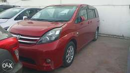 Toyota ISIS platana KCP number