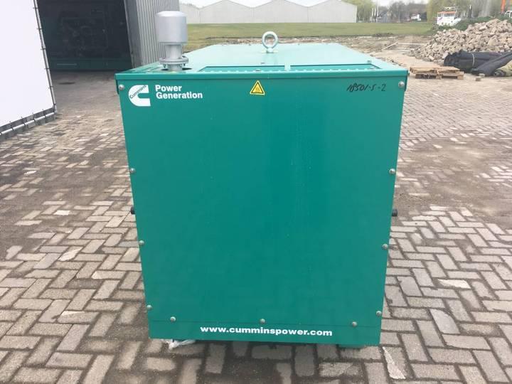 Cummins C17 D5 - 16,5 kVA Generator - DPX-18500 - 2019 - image 3