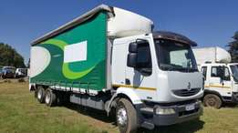Renault 14ton truck up for grabs at a bargain price !