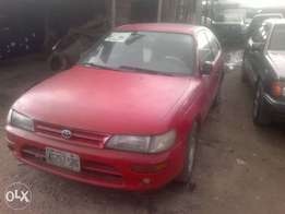clean 94 toyota corolla for sale