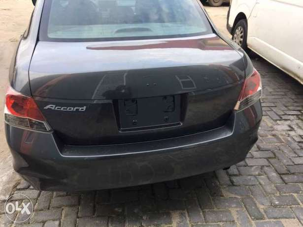 Foreign used Honda Accord, 2008 model. Lagos Mainland - image 5