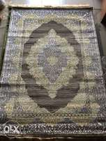 gold design Arabian Persian centre rugs (4 by 6)