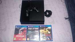 PS4 500 Gig New 8 Months for Cheap