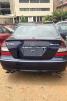 Tokunbo Mercedes Benz E 350 AMG with accidentally free