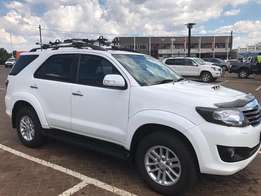 2012 Toyota Fortuner 3.0d-4d A/T 2x4 for sale