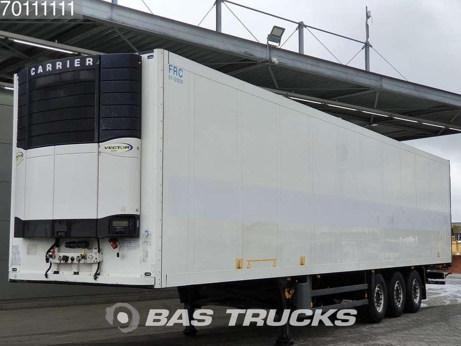 Schmitz Cargobull SKO24 Carrier Vector 1850 Blumenbreit - 2011