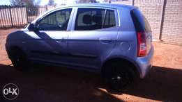 2005 kia picanto for sale R42.000