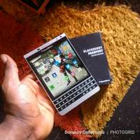 My BB Passport 2 Silver Edition For Sale