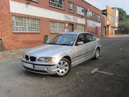 Stuning BMW 318i 2005 excellent condition nice fresh clean R53KNEG