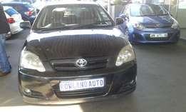 2006 toyota run x 1.6 for sell R60000