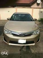 very clean few months used Toyota Camry 2013 leather with full option