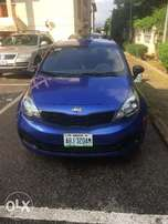 Very clean kia rio in a very good condition