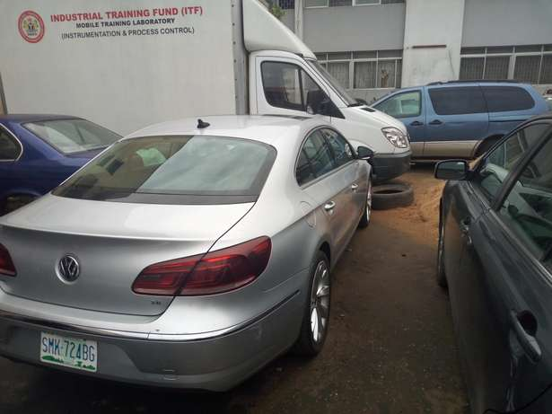 Neatly used Vw Cc Agege - image 3