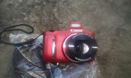 canon sx160 is camera