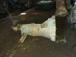 Nissan 1400 bakkie 5 speed gearbox 4 sale