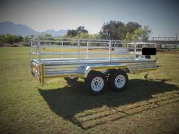 Trailer Hire - Melkbosstrand