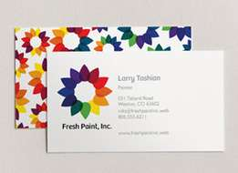 Business Cards ( Round Cornered) KES 4 PER CARD