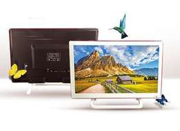 24-Inch Solar Home DC Television