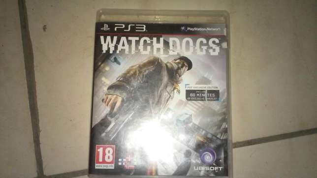 Watchdogs ps3 Nairobi CBD - image 3