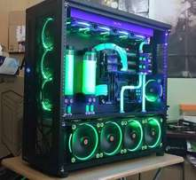 Gaming PCs for also Ultra HD video editing and 3D Rendering.