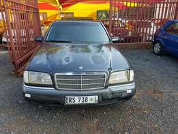 Mercedes Benz c200 bargain