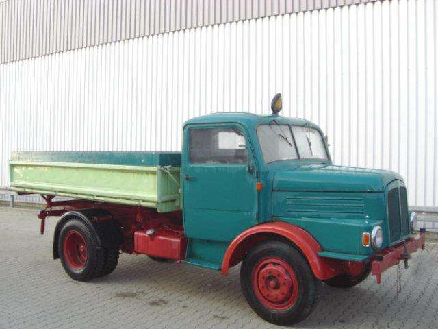 Andere H3a 4x2 Ifa H3a 4x2 - 1955