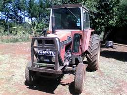 Merssy Ferguson tractor in excellent condition