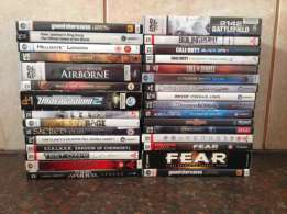 27 Pc games for R500