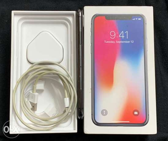 Iphone X 64 for sale 6 أكتوبر -  4