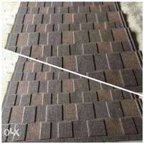 Great roofing sheet call tiger shingle. its a new deseign and extremly