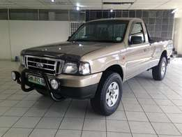 2005 Ford Ranger 2500TD Hi-Trail LWB LX (Single Cab)
