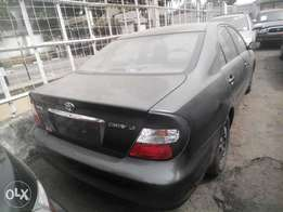 newly imported 2004,toyota,camry accident free