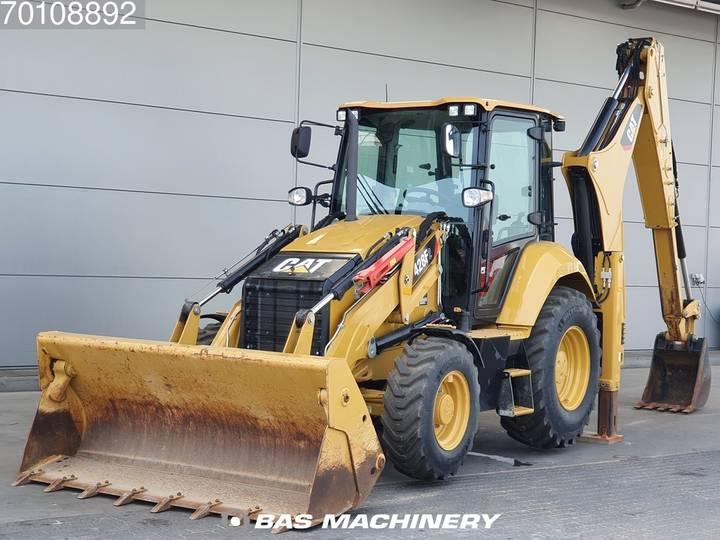 Caterpillar 428F2 - 2018