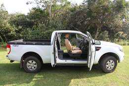 2014 Ford Ranger Supercab 3.2 4x4 Auto For Sale