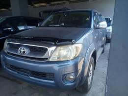 Toyota Hillux Just Arrived